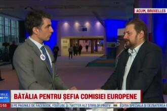 """Știrile ProTV la Bruxelles. De ce este importantă pentru România dezbaterea """"Spitzenkandidaten"""""""