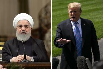 """Iranul amenință SUA: """"Vor cunoaşte gustul amar al înfrângerii"""""""