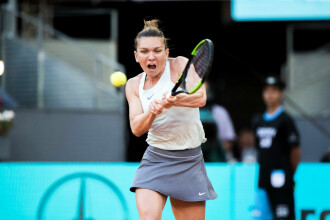 Simona Halep a învins-o pe Magda Linette la Roland Garros. Cu cine va juca în turul III