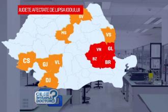 Boala misterioasă răspândită doar în 4 judeţe din România. Ar putea avea legătură cu apa