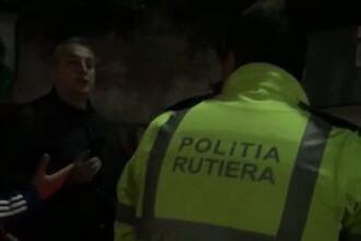 """Confruntare polițist-taximetrist, în războiul contra Uber, Bolt și Clever: """"Poliția e la cheremul tău"""""""