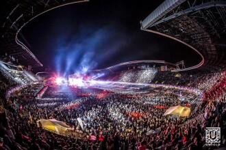 UNTOLD, mai tare decât COACHELLA! Festivalul e pe locul 8 în topul festivalurilor din lume