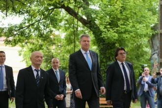 Reacţia preşedintelui Iohannis, când un bărbat l-a huiduit la Timişoara. Ce i-a replicat
