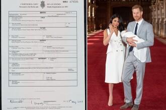 Prințul Harry și Meghan au publicat o nouă fotografie cu Archie. Detaliul din imagine
