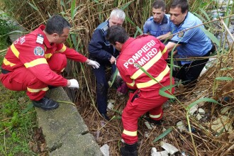 Intervenție de urgență în București, după ce o femeie a căzut în Lacul Fundeni. FOTO