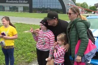 Copiii de la Hospice Casa Speranței au aflat de la Bobonete ce înseamnă condusul defensiv