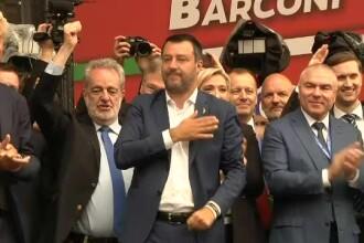 """""""Înregistrare"""" cu planul secret al rușilor de a finanța partidul lui Salvini din Italia"""