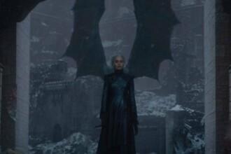 Reacția emoționantă a Emiliei Clarke după terminarea Game of Thrones