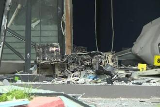 Banca din București spartă cu explozibil. Ce sumă ar fi furat hoții