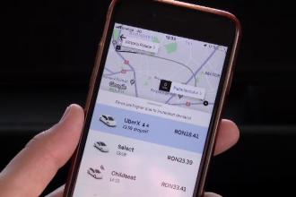 Şoferii de ride-sharing dispar de pe străzi. Cât a ajuns să coste o cursă de 30 de lei