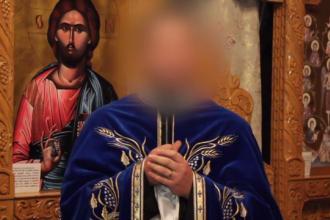 Cazul preotului acuzat de pronografie infantilă. Arhiepiscopia Tomisului dă vina pe soție