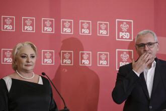 Viorica Dăncilă rămâne președintele PSD. Judecătorii au respins cererea lui Dragnea