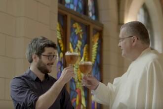 Călugării care au reînviat o bere veche de peste 200 de ani. Secretele rețetei medievale