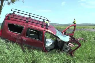 Sfârșit violent pentru un tânăr, după ce a fost implicat într-un accident rutier