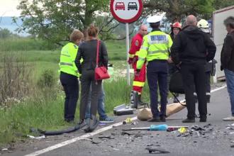 Accidentul tragic produs de un automobil cu număr de corp diplomatic.