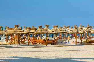 Plaja de pe litoralul românesc, atracţie internaţională pentru iubitorii sporturilor de apă