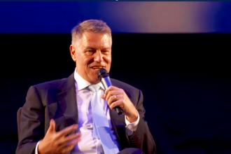 """Președintele Klaus Iohannis: """"În realitate, miza la aceste alegeri este una imensă"""""""