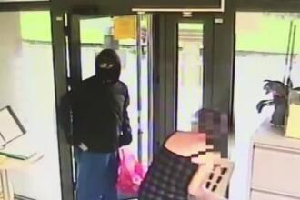 Fugar italian, prins după ce a jefuit o bancă din România. E rudă cu o celebră actriță