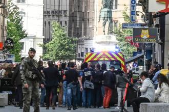 Un colet capcană a explodat la Lyon. 13 oameni au fost răniți, printre care o fetiță de 8 ani