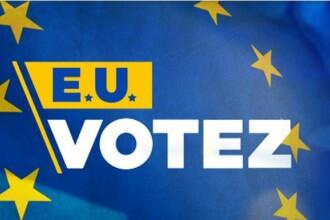 Vezi prezența la vot în timp real. Alegeri europarlamentare și referendum național