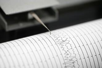 Cutremur neobișnuit în România. S-a produs la o adâncime de doar 30 km