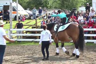 Terapia cu cai, excelentă pentru copiii cu anumite probleme de sănătate