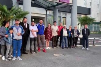 Adresă greșită la o secție de vot din Franța. Românii au fost trimiși de MAE la un hotel