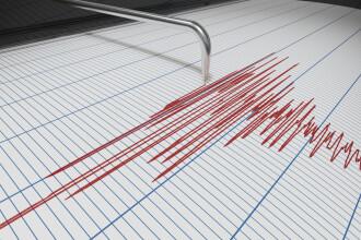Cutremur în Buzău în această dimineață. E al doilea cel mai puternic din 2019