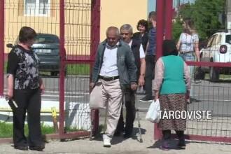 Mesajul unui bărbat de 60 de ani, cu un picior amputat, care a mers la vot