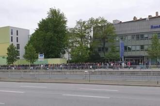 Mesajul unei românce care a stat 5 ore la coadă în Munchen ca să voteze