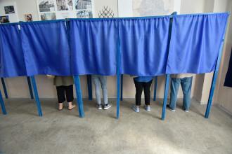 Rezultate parţiale BEC la europarlamentare. Procentele după numărarea a 96% din voturi