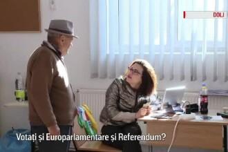 """Confuzie mare la sate în ziua votului. """"Ce căutai să vin aici?!"""""""