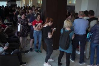 Scandal la secțiile de votare din țară la închiderea urnelor: