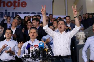Alegeri 26 mai. Prima participare a alianței USR-PLUS a dus la un rezultat surprinzător