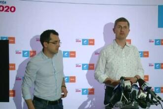 USR-PLUS îndeamnă românii care nu au putut vota pe 26 mai să dea statul român în judecată