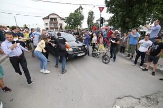 Liviu Dragnea a fost încarcerat la Penitenciarul Rahova. Imagini din mașina poliției