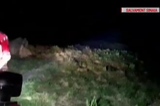 Femeie rătăcită în Bucegi, luni seară. Era singură și s-a abătut de la traseul marcat