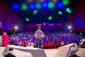 50.000 de € premiu pentru startup-uri pe scena iCEE.fest: UPGRADE 100. Află cum poți participa