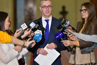 """USR îl atacă pe Iohannis: """"Numirea miniștrilor Moga și Mănescu sunt dezonorante"""""""