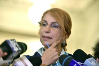 Carmen Mihălcescu numită preşedinte interimar al Camerei Deputaţilor