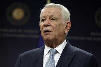 Proaspătul președinte al Senatului, Teodor Meleșcanu, a lipsit de la muncă din prima zi
