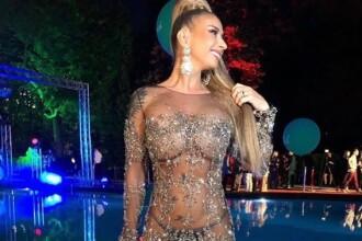 Anamaria Prodan a lăsat totul la vedere. Pozele îndrăznețe postate pe Instagram