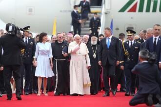 """Alex Dima: """"Mi-a plăcut felul în care Papa Francisc a explicat rugăciunea Tatăl Nostru"""""""