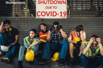 Studiu: Jumătate din populaţia americană nu are un loc de muncă, din cauza pandemiei de coronavirus