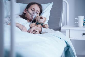 15 copii spitalizați la New York cu simptome inflamatorii care ar putea avea legătură cu Covid-19