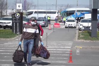 Românii pot pleca cu trenul la muncă în Europa. Cine va fi însă dat jos din vagon