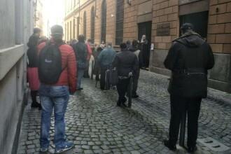 """Italienii stau la coadă la casele de amanet. """"Nu am bani de mâncare"""""""