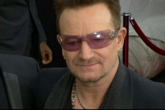 Solistul trupei rock U2, Bono, împlinește 60 de ani. Detalii inedite din viața artistului