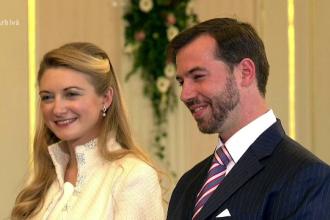 S-a născut primul copil al Ducelui de Luxemburg. Ce nume a primit micuțul care va conduce statul