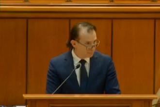 """Deputații au dezbătut moțiunea depusă de PSD. Florin Cîțu: """"Semnatarii sunt criminali"""""""